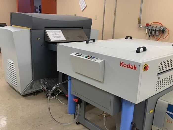 Kodak Magnus 400 Laser, CTP