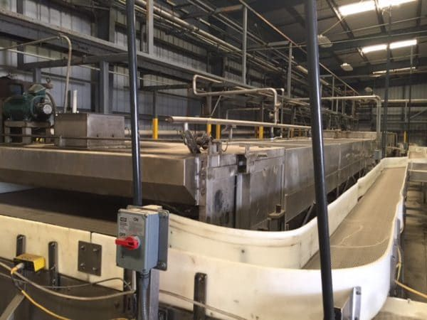 Others Pasteurizer Tunnel