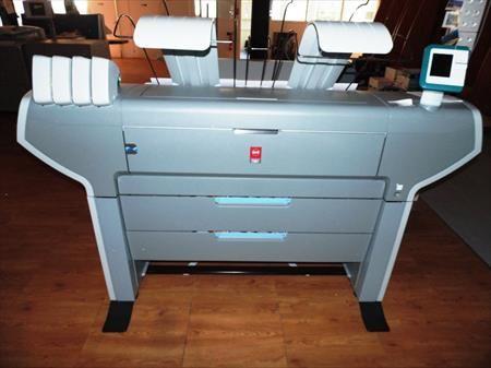 Oce ColorWave 650 + TC4 Scanner + 4311 Folder