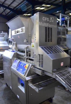 CFS, Koppens MLF400 Multi Former