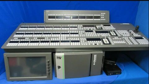 Grass Valley KARRERA 3ME Switcher