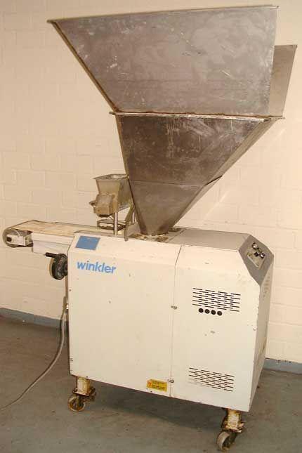 Winkler Hydromat bread-divider