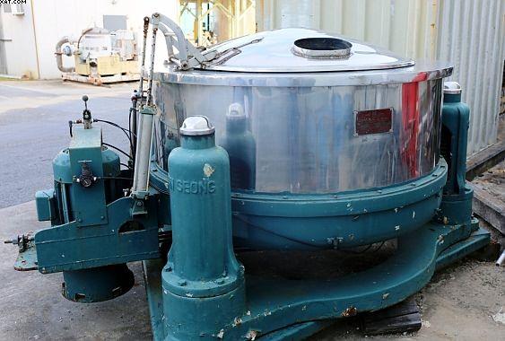 5020 Hydro Extractor