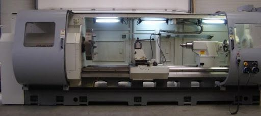 Chevalier Fagor 8055 TC Max. 1200 Umd / min FCL-40120F 2 Axis