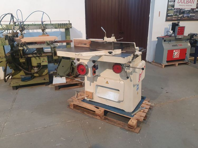 SCM Milling and sawing machine