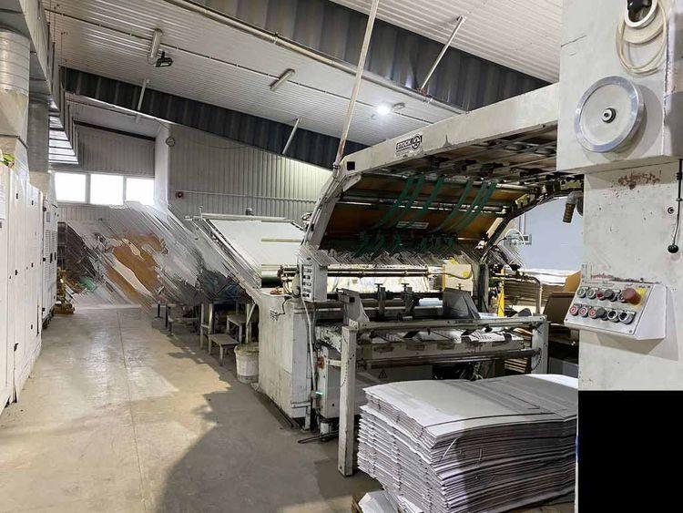 Stock 14R567/1500 P Automatic laminator