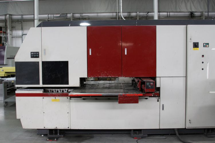 Nisshinbo MAP-1000, CNC Turret Punch Machine 22 Ton