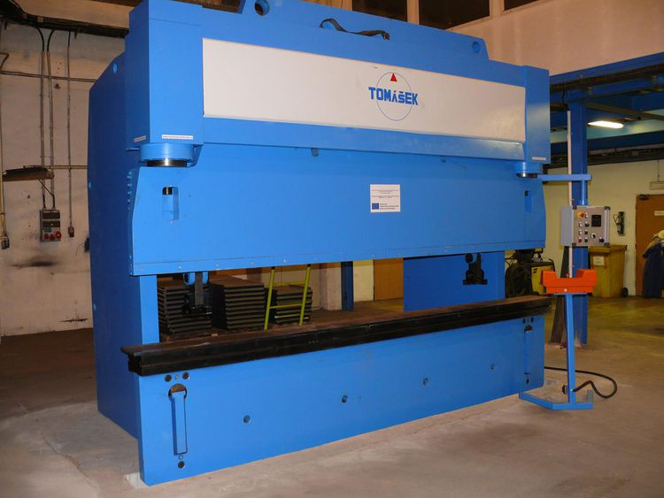 Tomášek HOL 250/4000 250 Tons