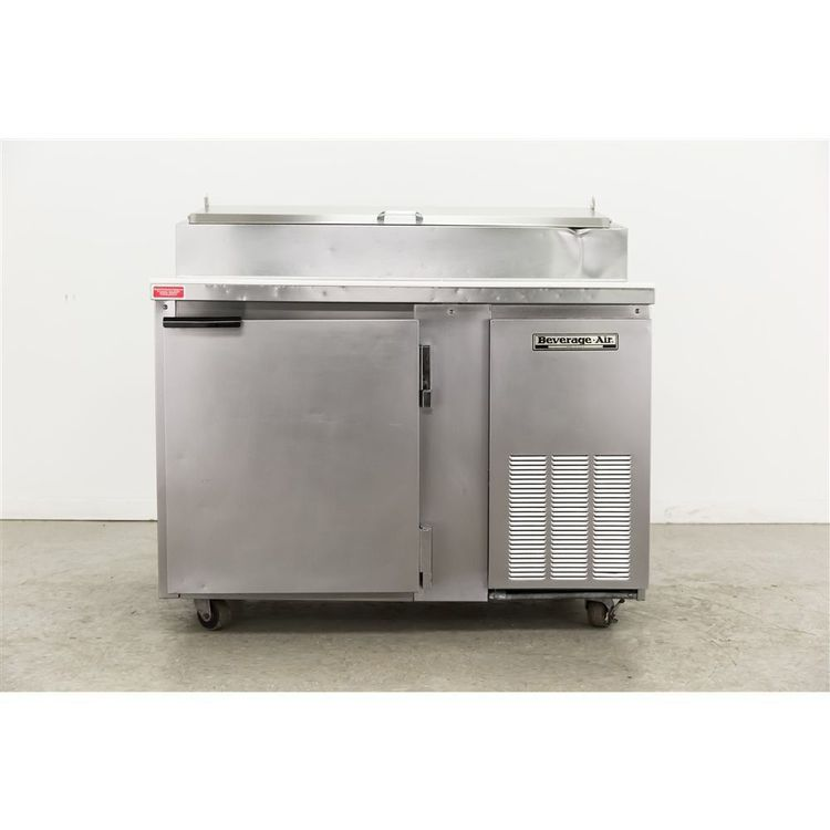 Beverage Air DP46 Refrigerated Pizza Prep Table