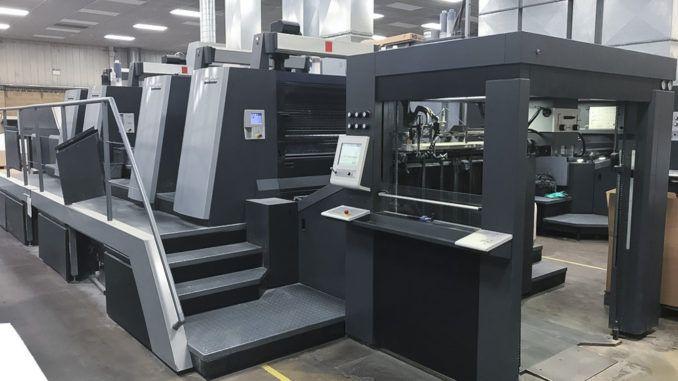 Heidelberg XL106-4P-X 29 x 41 inch
