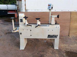 Woodfast M910, LATHE