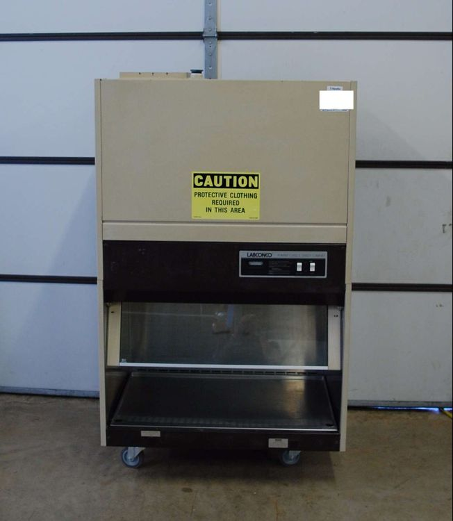 Labconco 3′ Purifier Class II , Biological Safety Cabinet