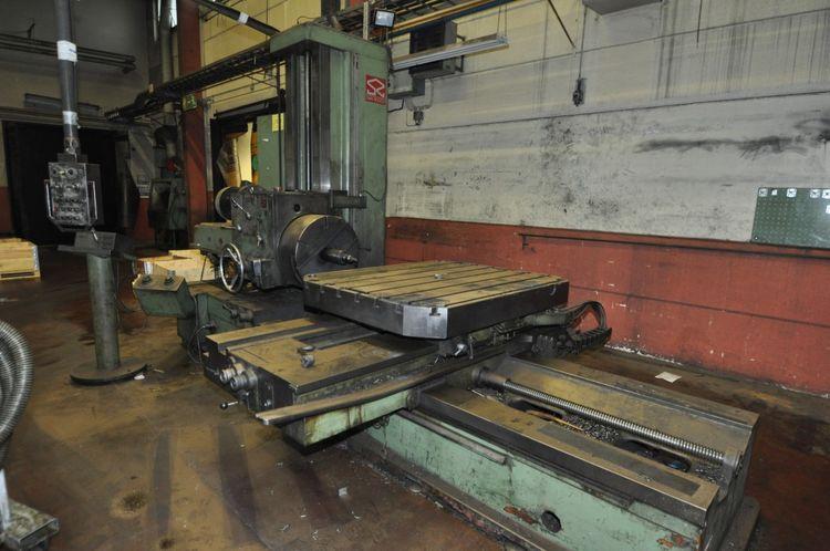 San Rocco San Rocco Mec 4 Horizontal borer table type 101,6mm 1000 rpm