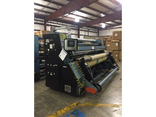 Davis Standard, Egan Surface Winder 40""