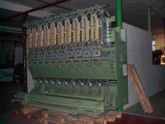 Suessen PLYFIL 2000 Worsted spinning