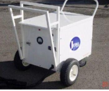 Jetall JTL28B, Battery Cart