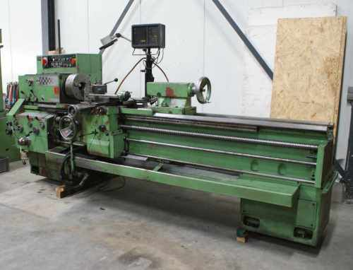 TOS Engine Lathe Max. 2240 rpm Su 50 AT
