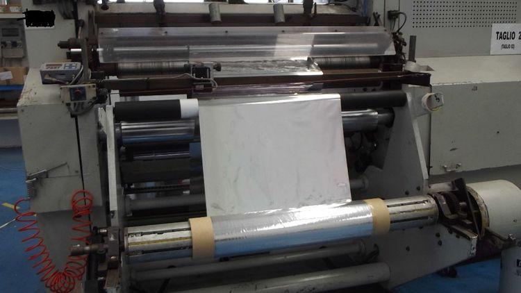 USIMECA Slitter rewinders 140 Cm