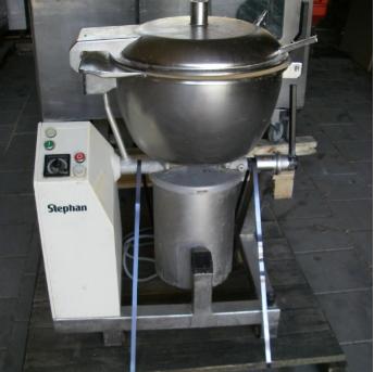Stephan UM44B CUTTER universal machine
