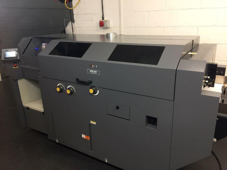 Duplo DPB-500, Perfect Binding Machine