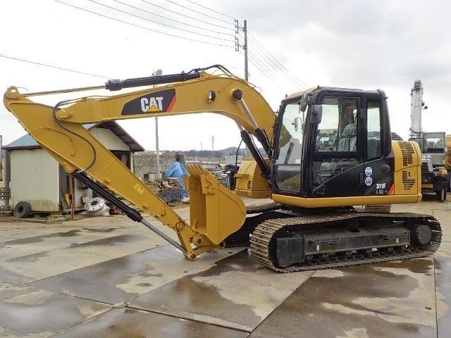 Caterpillar 311FLRR Excavator