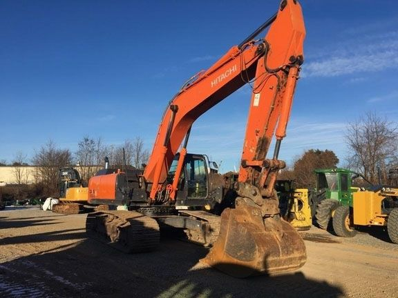 Hitachi ZX350LC-5 Excavator