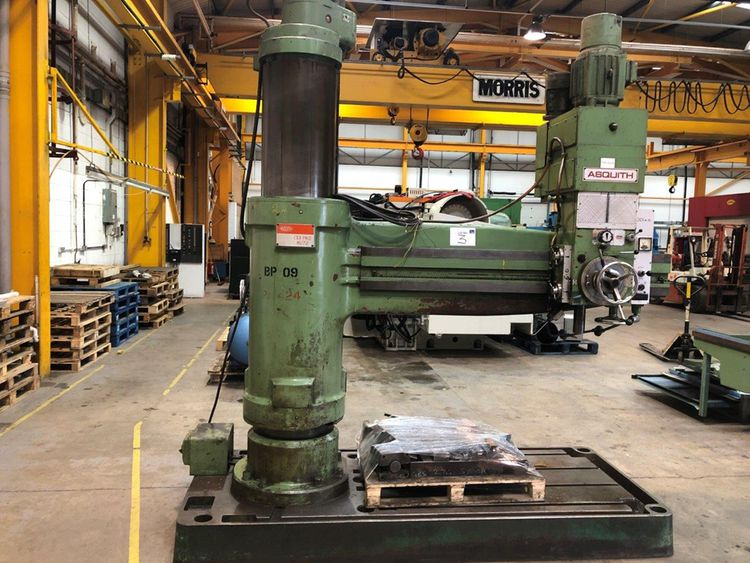 Asquith OD1 Mk2 16/72 6' / 1828mm Radial Drill Variable