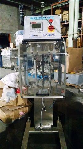 Automatech AMDA-SBO. BOTTLE INSPECTION CENTER
