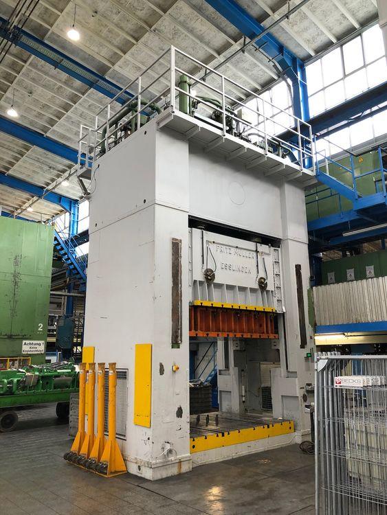 Muller ZE 1300 1300 Ton