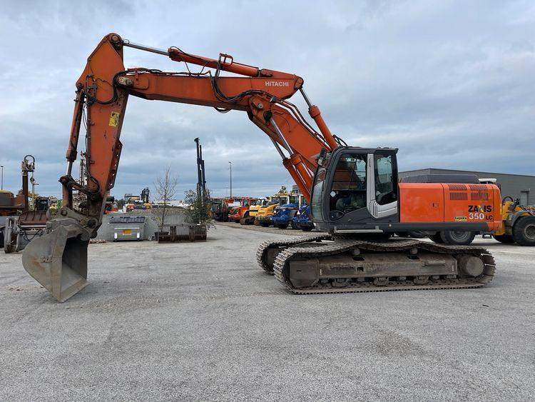 Hitachi Zaxis 350LC-3 Tracked Excavator