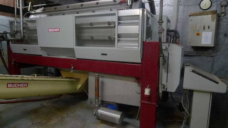 Other MPX 50 Bucher press