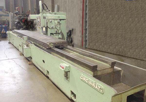 Cincinnati 320-2614 HyPowermatic  2000 RPM