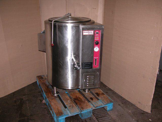 Southbend KSLG – 20 Gas Kettle