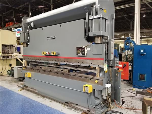 Cincinnati 230CB X 12 CNC HYDRAULIC PRESS BRAKE 230 Ton