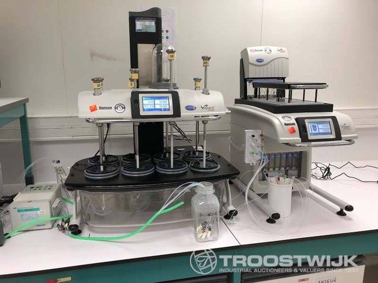 Online auction of Pharma Lab Equipment