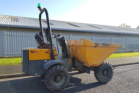 Terex TA3H STRAIGHT Dumpers