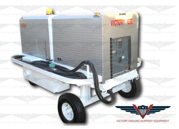 Davco 400-100/120, Portable Ground Power Unit