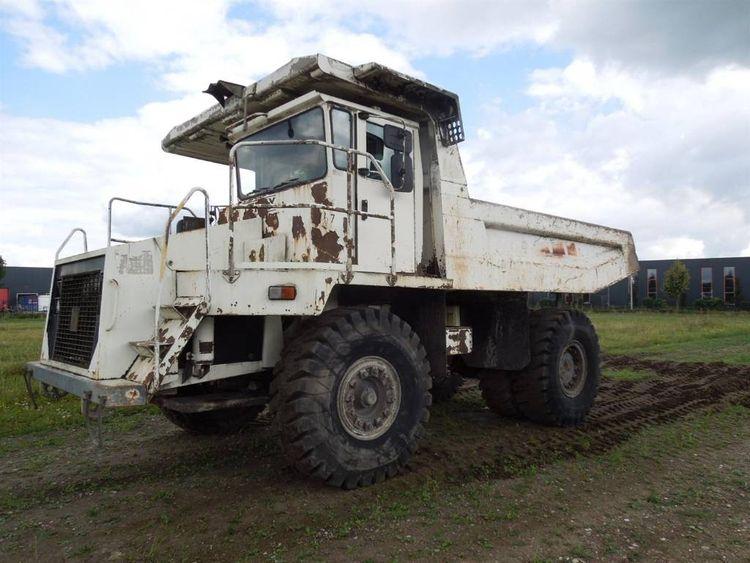 Terex TR 35 Rigid dump trucks