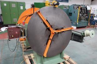 Bihler MH4 decoilers 700 kgs
