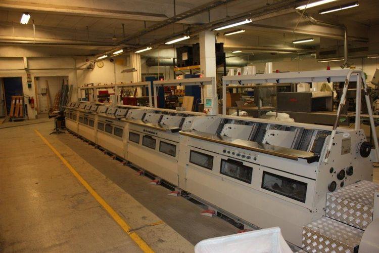 Others Uniplex, Book Production Machine