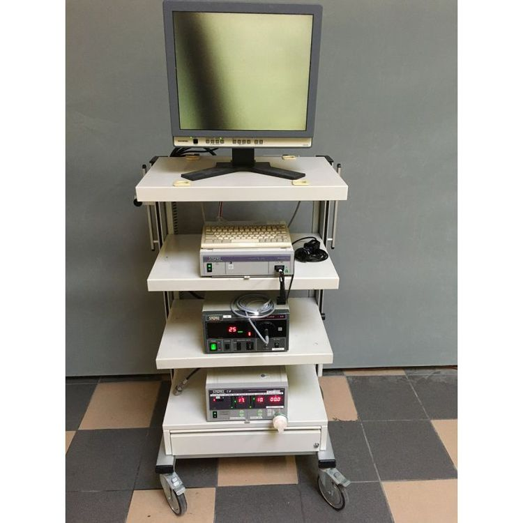 Storz Tricam SL PAL 202220-20 Endoscopy Column