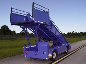 ADPS-96150-SP, Passenger stairs chassis Mount