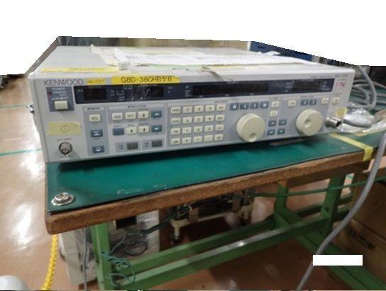 Kenwood G8D-380HB Test Equipment