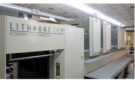 Komori LITHRONE LS440P 72X103