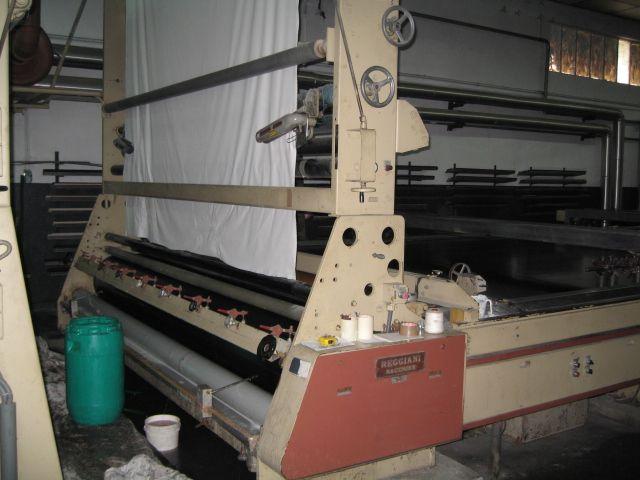 Reggiani RL320 340 cm Flat printing machine 340cm