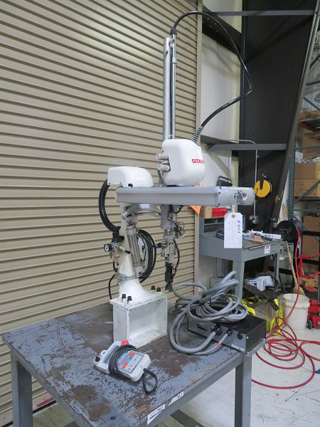 Star Automation XQ-600V 2kg
