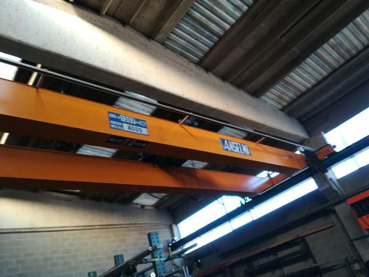 Anselmi 4 ton Bridgecrane