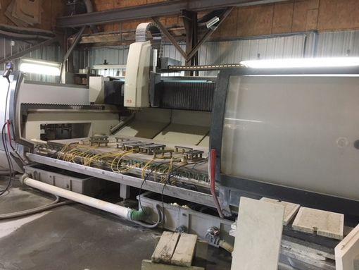Other MASTER 33 STONE & GLASS CNC MACHINING CENTER