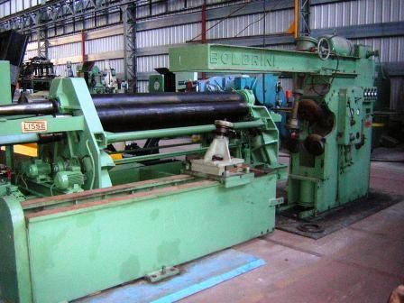 Boldrini MACHINE A TOMBER LES