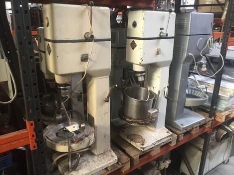 3 Rego SM3 Beating and Stirring Machine